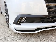 80ノア G&Xグレード用LEDデイランプキット FRP未塗装