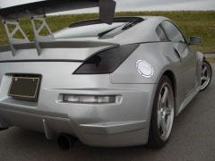 Z33 テールランプカバー(スモーク)