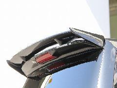 10アルファード リアウイング FRP未塗装