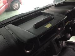 NV350キャラバン ナロー エアロナビバイザー with BodyLine