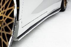 80ノア G/X サイドフラップ 未塗装