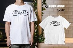 DIVINER×SIXTHSENSE2017 コラボTシャツ