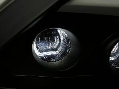 トヨタ純正フォグランプ交換LEDファイバーフォグランプ