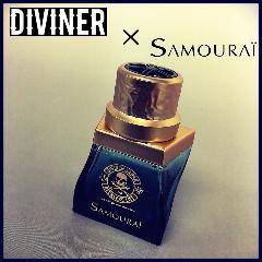 DIVINER×SAMOURAI カーフレグランス ボトムブルー 30アルファード後期