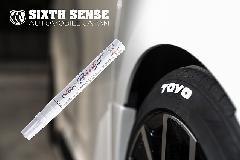 タイヤ用 ホワイトレターペン