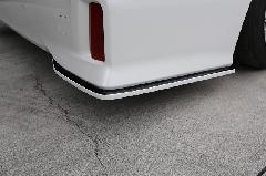 30アルファード前期 Sグレード用 リアサイドフラップロング FRP未塗装