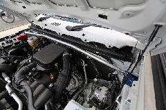 JB74W ジムニーシエラ用 フロントストラットバー Typeスタンダード