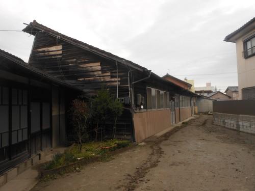 一宮市木造工場解体工事