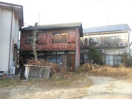 一宮市木造2階建解体工事