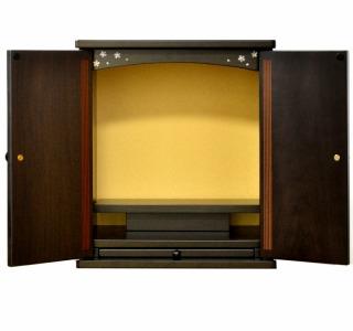 13号家具調上置仏壇
