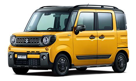 『スペーシアギア』が新車1万円で!!フラット7門真店へ