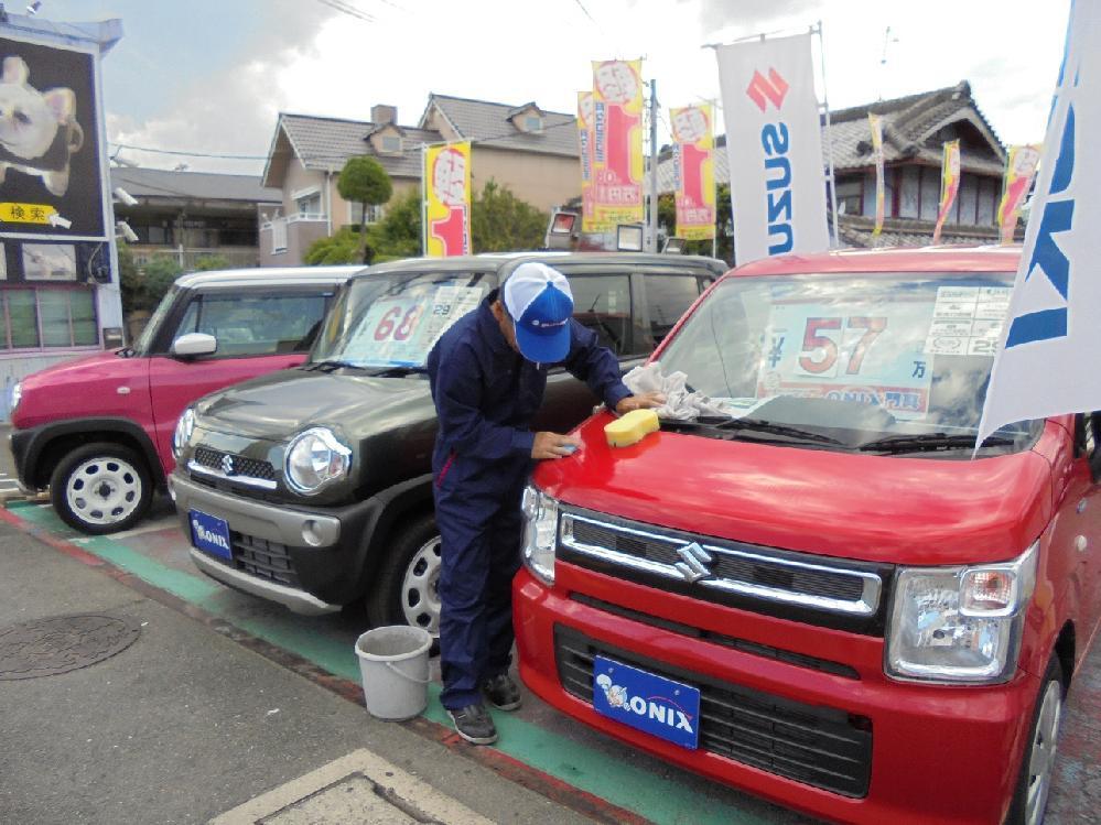 新車リースのことなら大阪NO.1の実績のフラット7オニキス大阪門真店の長森に任せ下さい