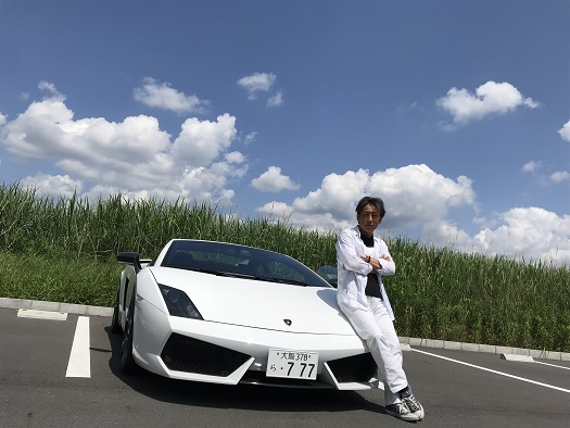 新車リース専門店フラット7オニキス大阪門真店在籍(小田啓二)