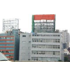 広告塔 東京都