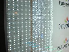 壁面サインの内照明