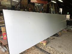 壁面看板の製作