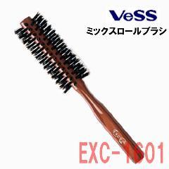 Vess ベス EXC-1601 ミックスロールブラシ