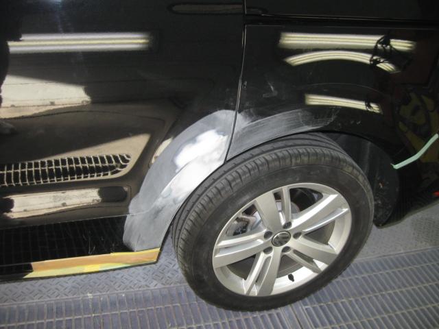 VWシャーン ドア 修理 �@