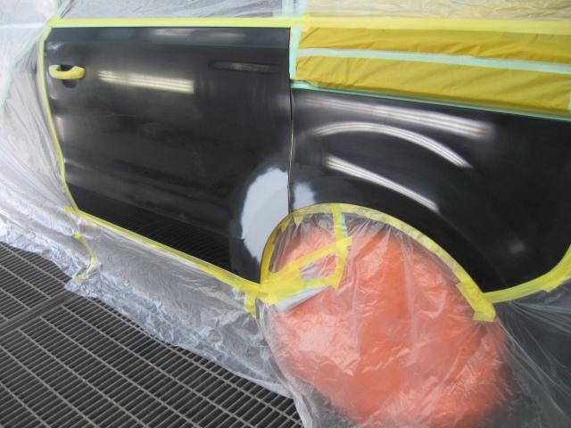 VWシャーン 塗装修理 �A