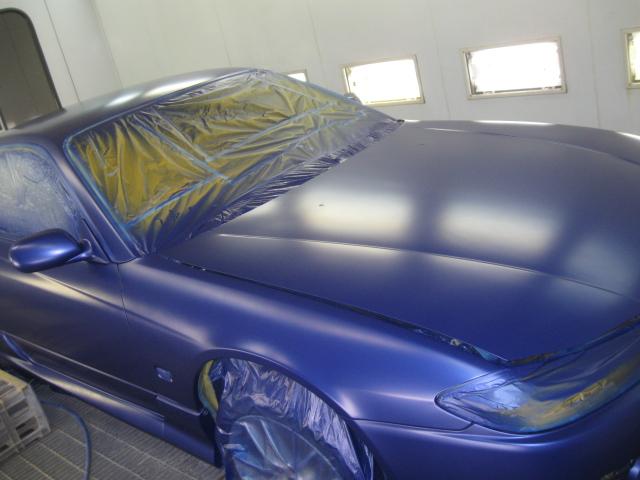 S15 全塗装