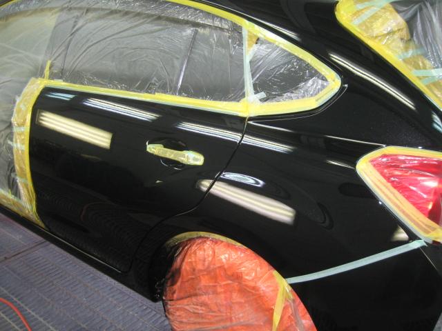 インプレッサ 塗装価格