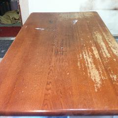 テーブル再塗装 東京都品川区