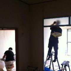 室内内装塗装・外装塗装
