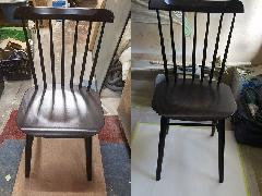 椅子の脚カット