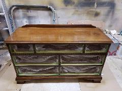 家具再生施工