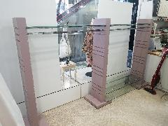 東京都渋谷区 店内什器再塗装施工