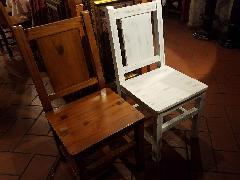 東京都渋谷区 椅子ヴィンテージ塗装施工