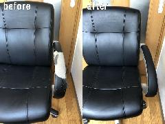 【Dr.直し屋東北店】椅子生地張替え施工