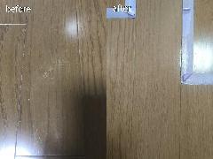 東京都豊島区 フローリングリペア施工