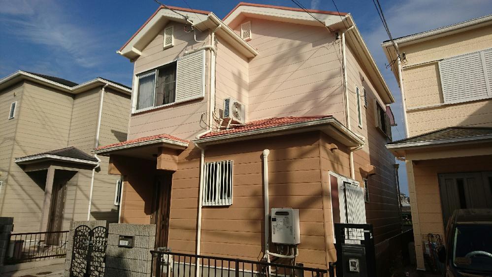 K様邸 屋根、外壁塗装・外構工事