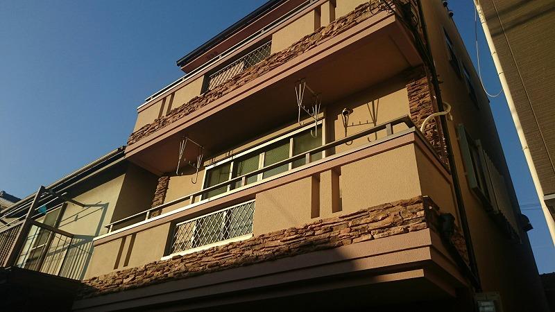 S様邸 外壁・屋根・ベランダ防水塗装
