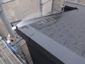 アスファルトシングル屋根の雨漏り修理