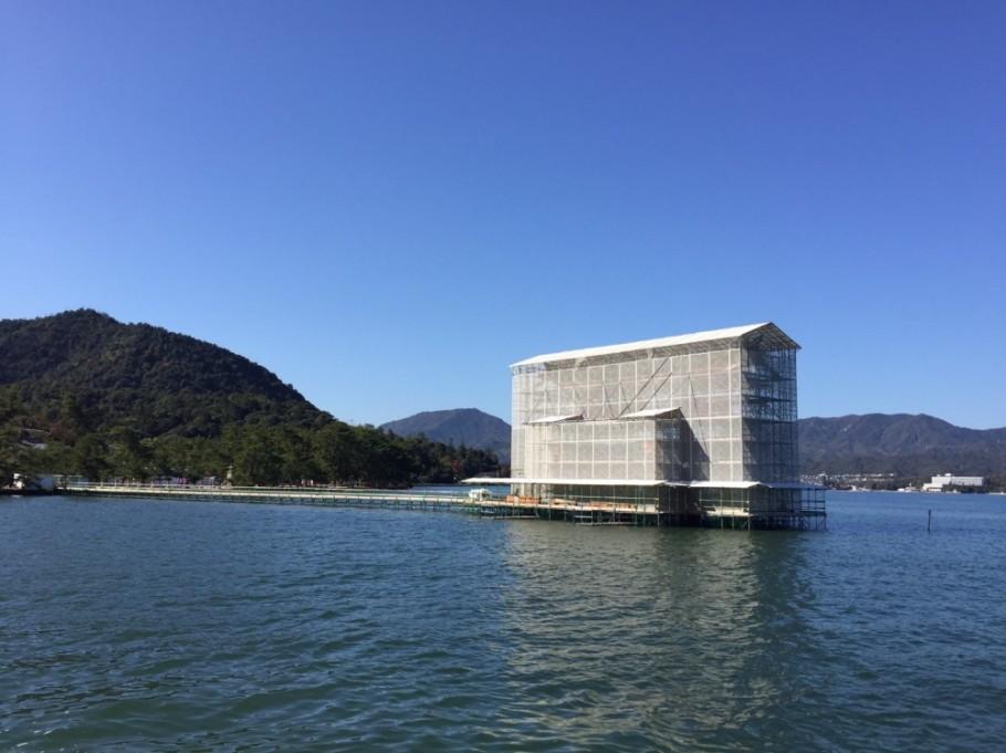 広島へ社員旅行に行ってきました。