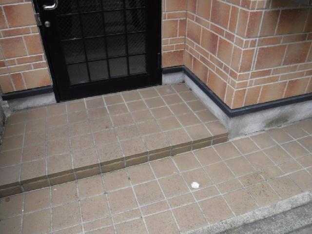 中野区 アパート 日常巡回清掃