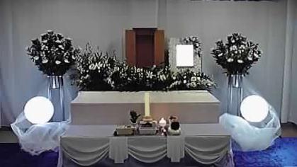 創価学会友人葬で瓜破斎場(実例)