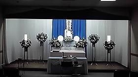小林斎場で親族8名と友人20名で『こじんまり葬』(実例)