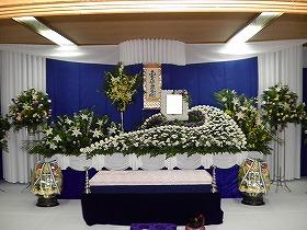 月江院式場で親族12人でまごころ45万円プラン(実例)