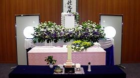 鶴見斎場 式場 すばる24プラン(実例)