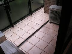 東京都荒川区マンション1R 空き室清掃