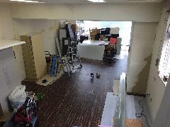 豊島区 エステサロン 内装工事