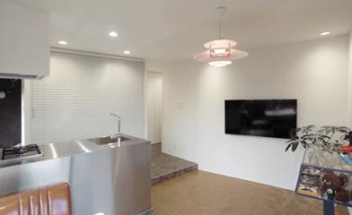 アパート デザインリノベーション