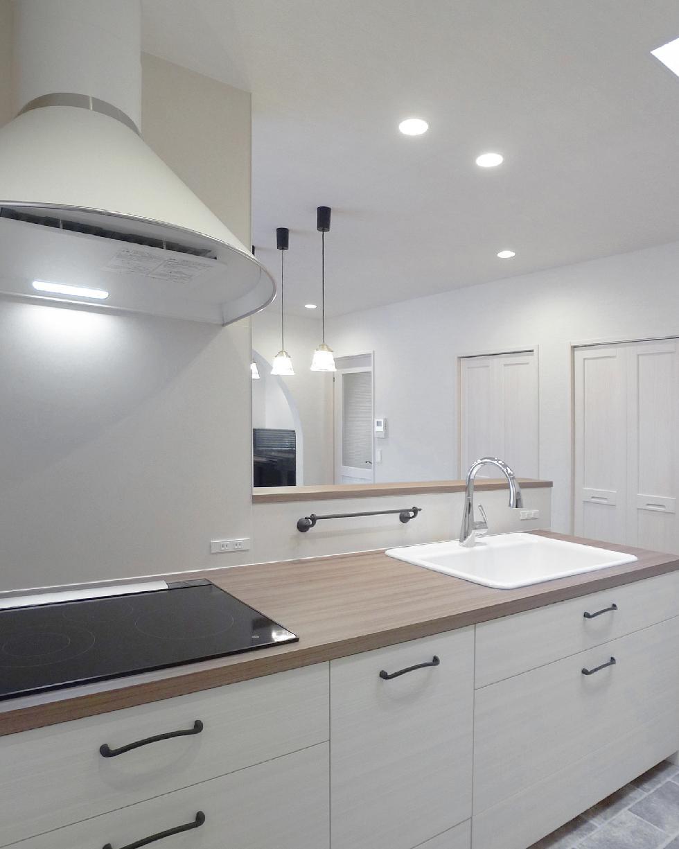 相模原市 オリジナル キッチン リフォーム リノベーション