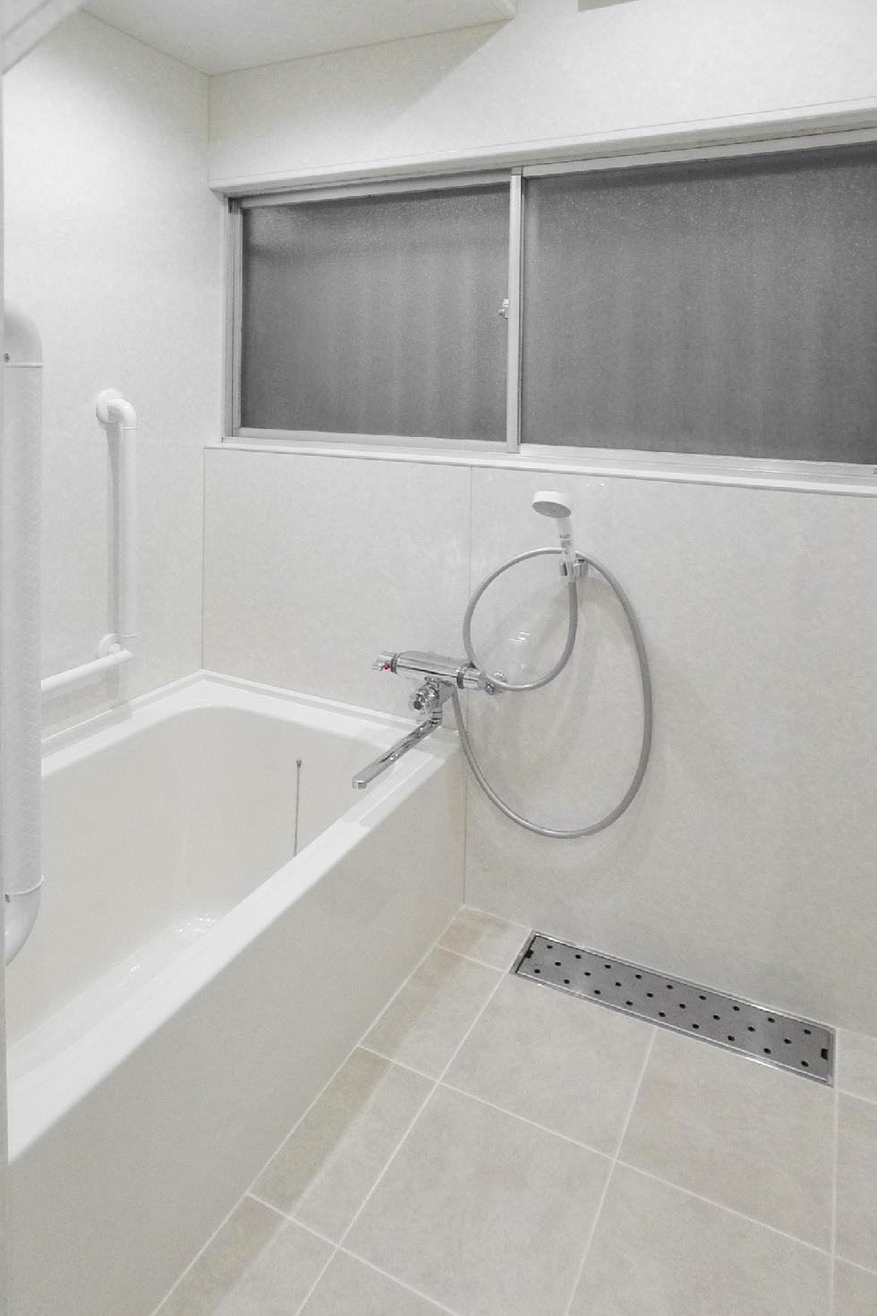 相模原市 一戸建て在来浴室リフォーム