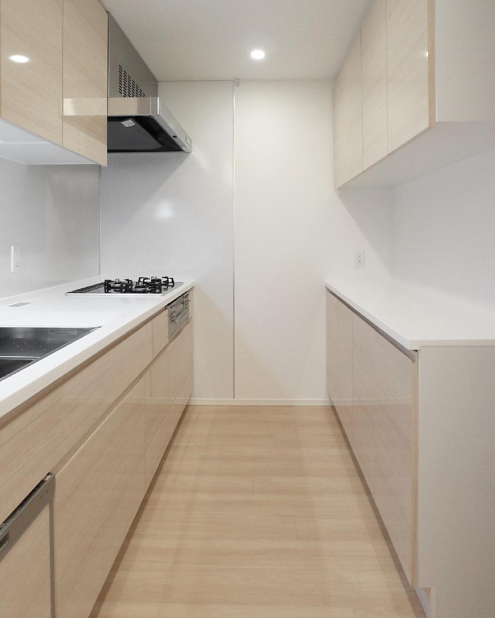 キッチン 食器棚収納 相模原市