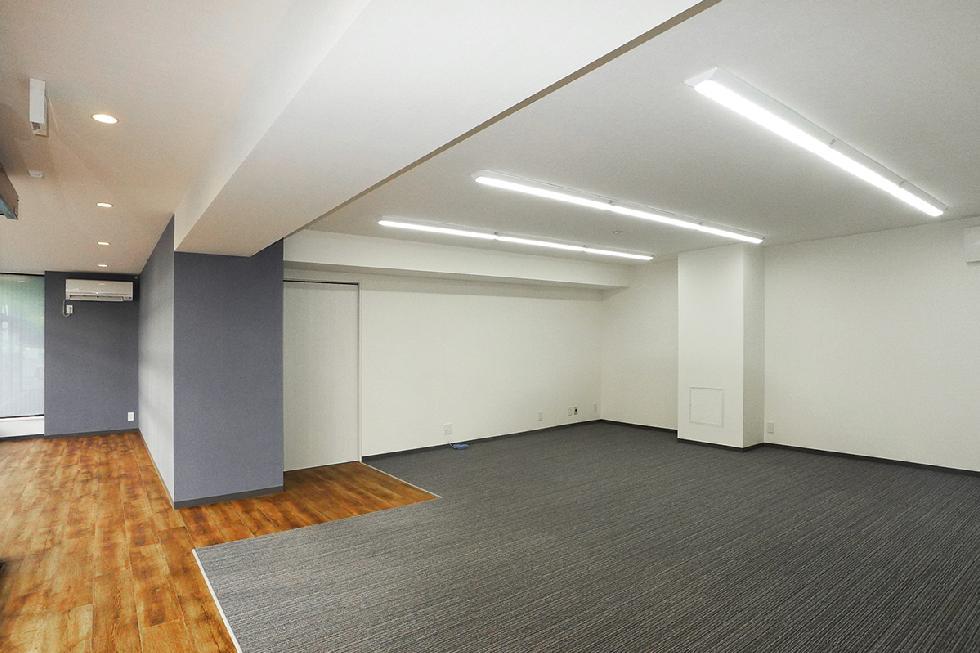 事務所移転に伴う内装造作工事