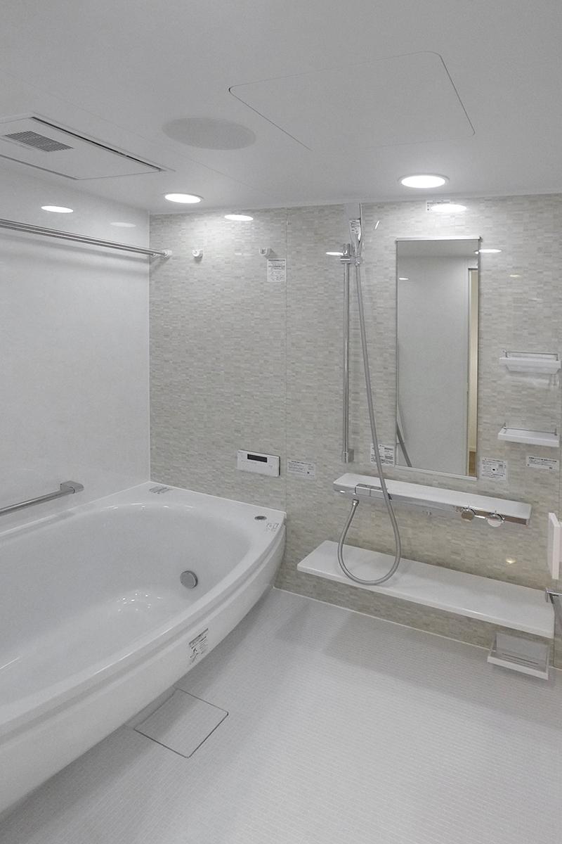 相模原ユニットバス浴室リフォーム